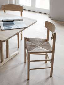 J39 Chair – Soaped Oak – Natur