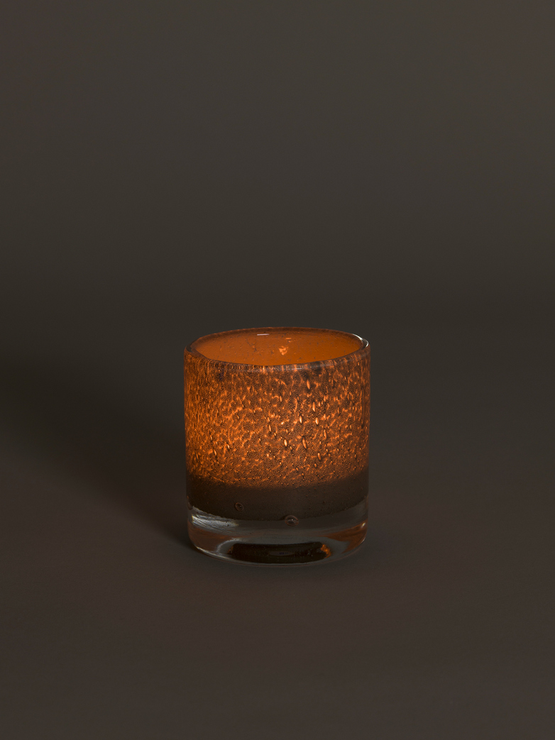 Belle Candle Holder – Gravier – Small