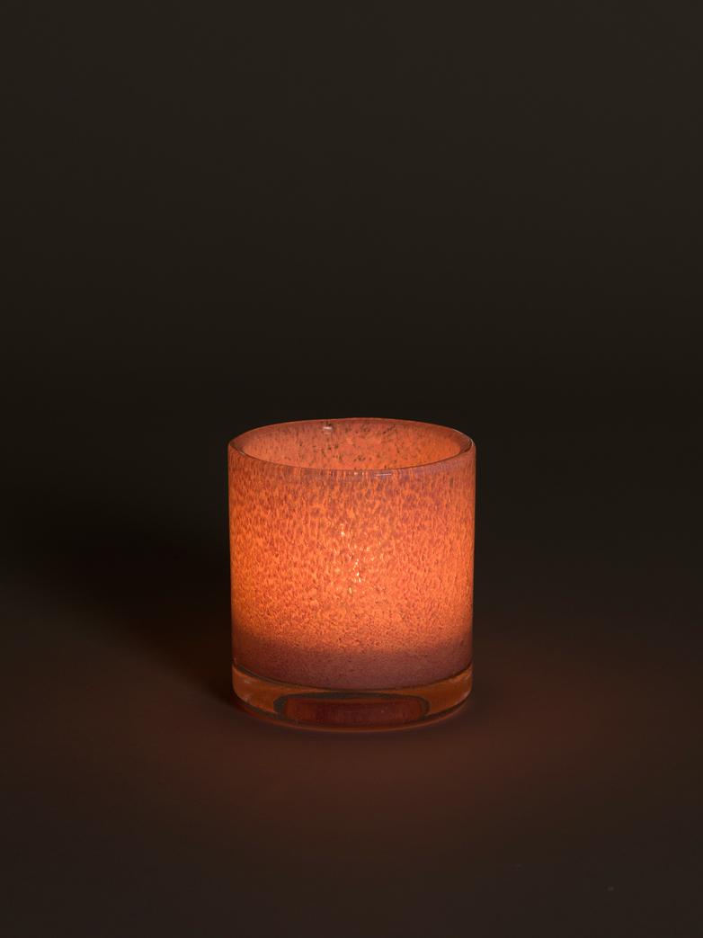Belle Candle Holder – Rosebud – Small