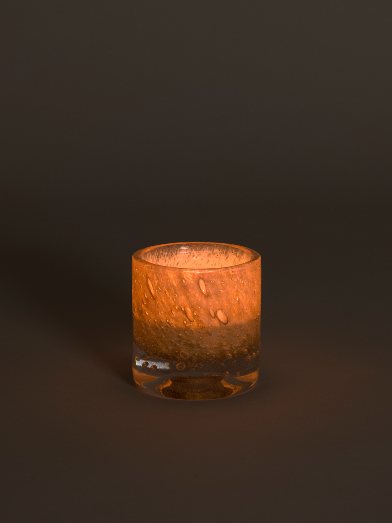 Belle Candle Holder – Lynx – Small