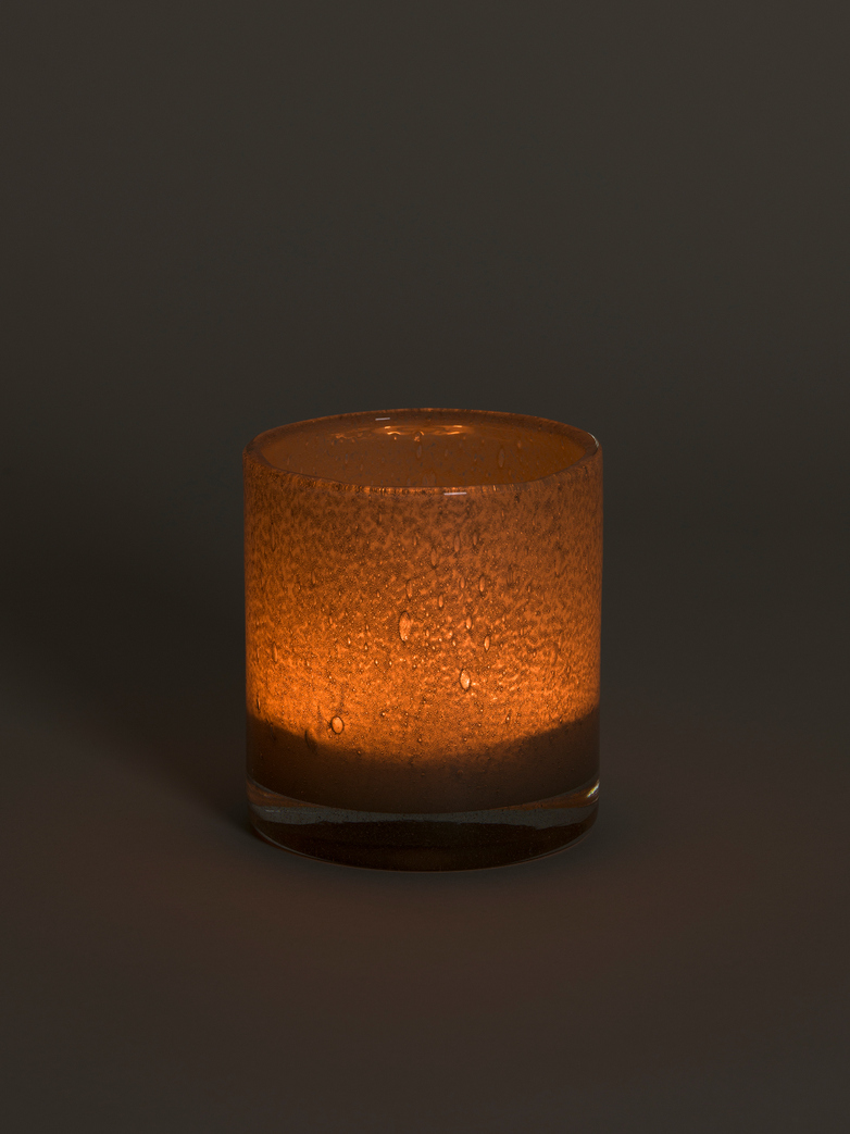 Belle Candle Holder – Gravier – Medium