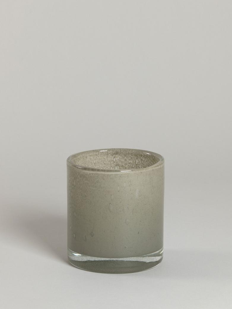 Belle Candle Holder – Gravier – Medium