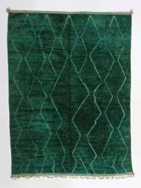 Beni Khadra Emerald Green