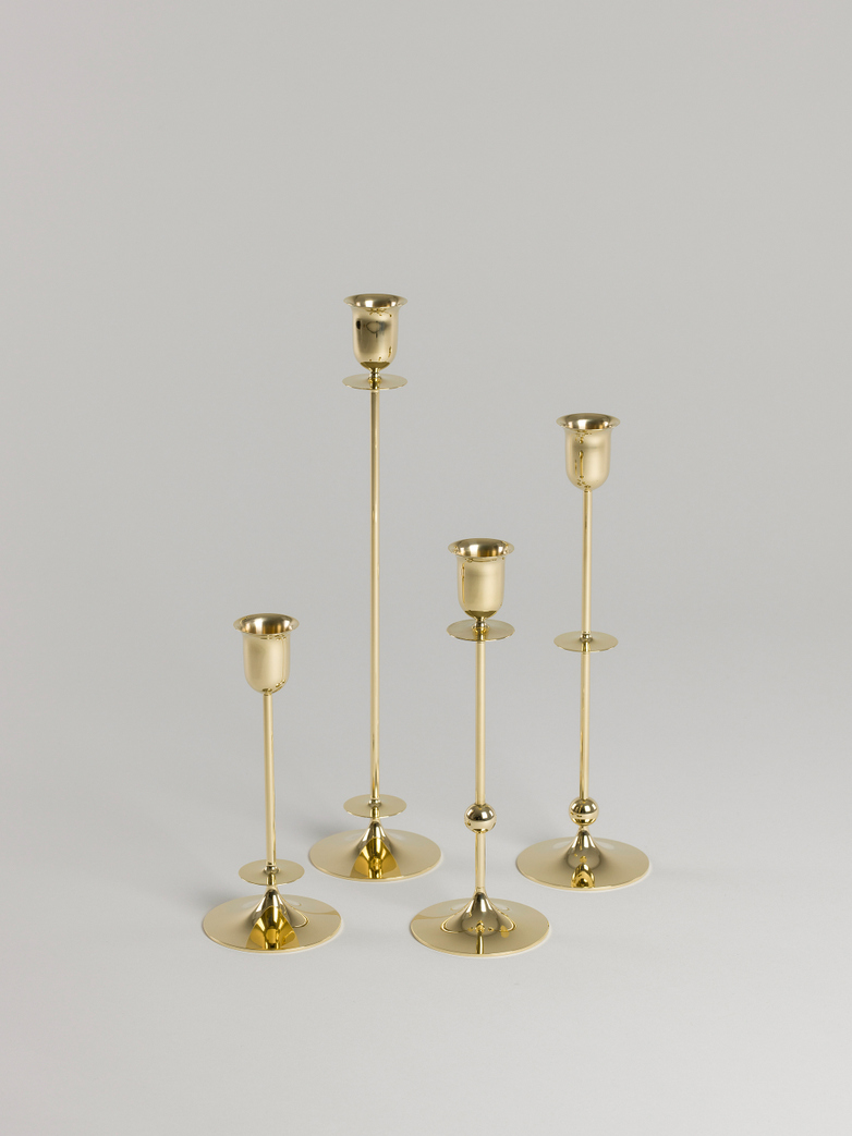Artilleriet Exclusive – Totem Candle Holder - Brass