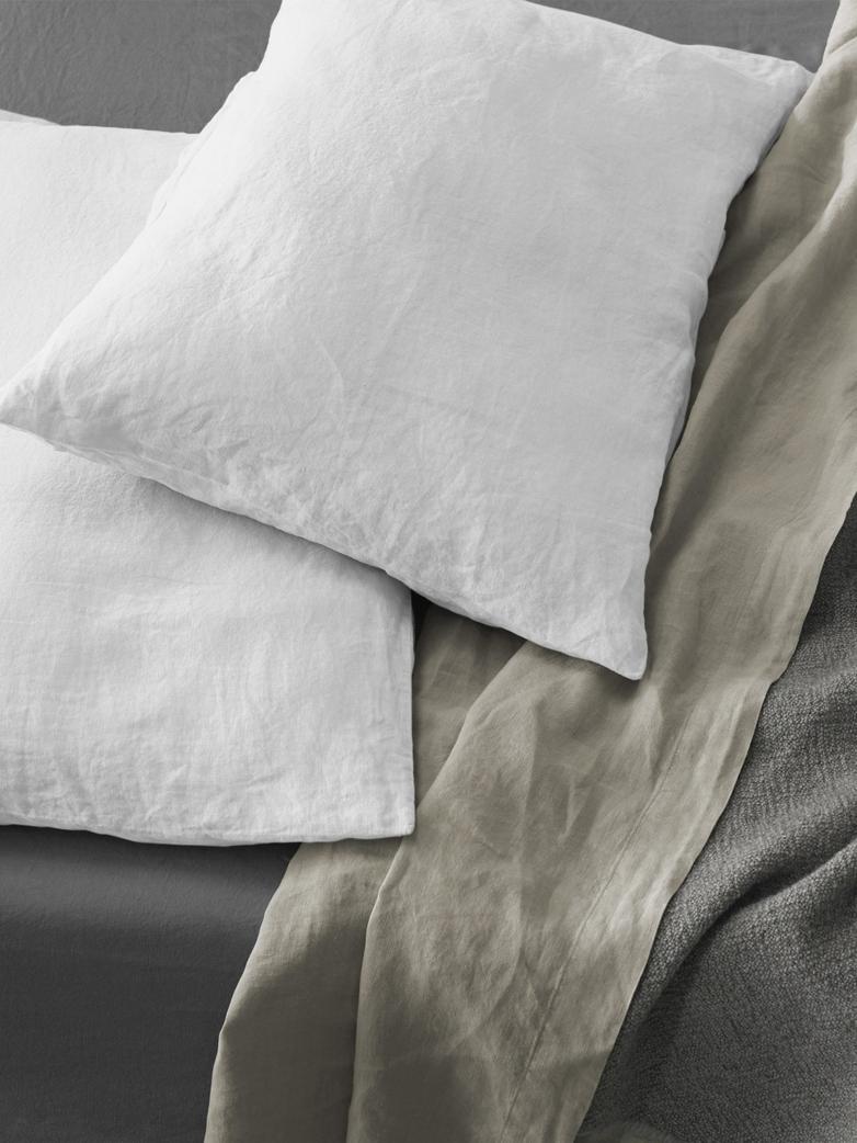 Rem Pillow Cases 50x60 - Bianco