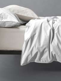 Nite Cotton Bedding - Bianco