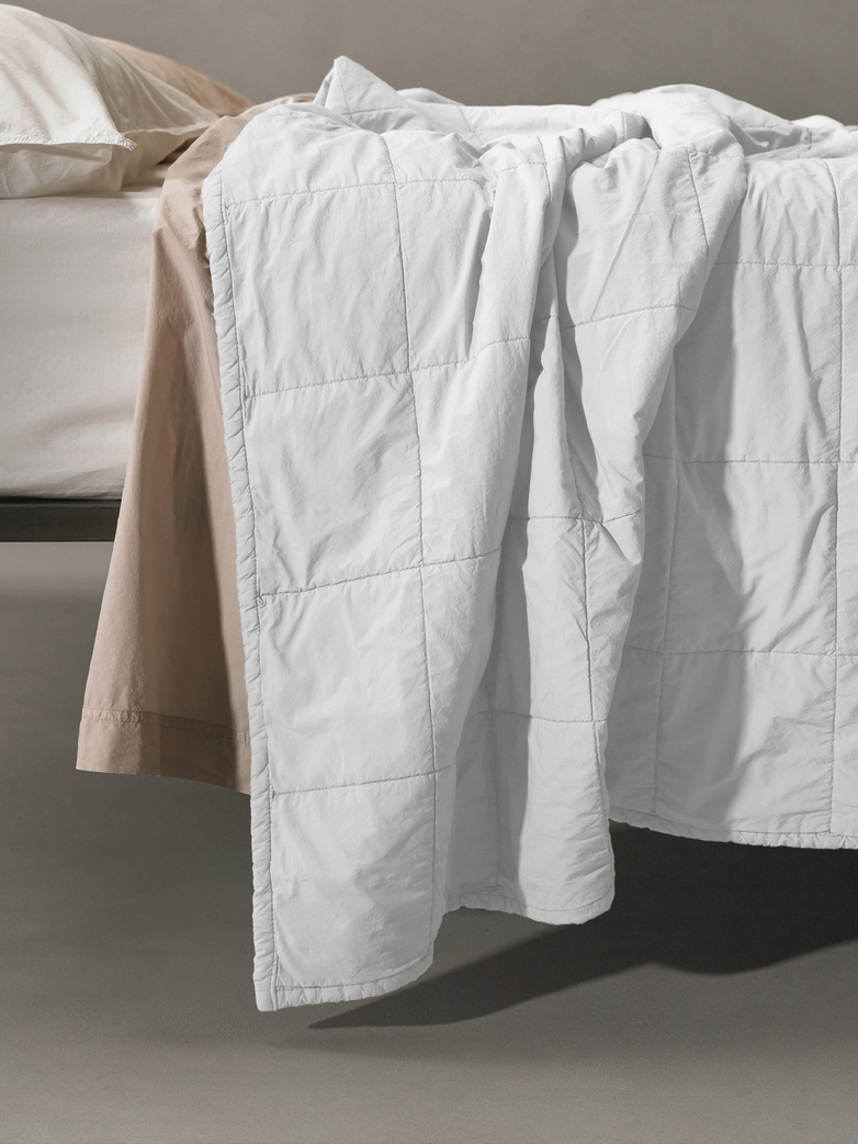 Nite Bed Cover 260x270 - Bianco
