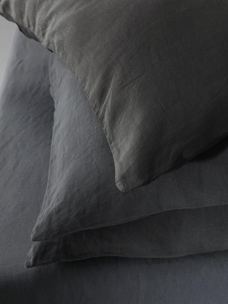 Rem Pillow Cases 50x92 05 Antracite