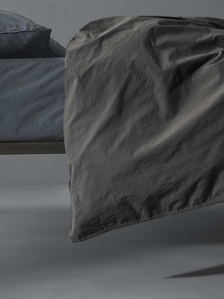 Nite Cotton Bedding - Antracite