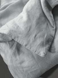 Rem Linen Bedding - Perla