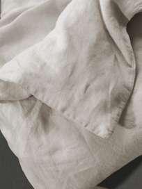 Rem Linen Bedding - Marmo