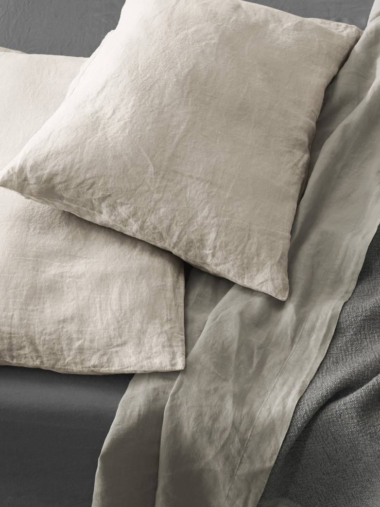 Rem Pillow Cases 50x92 - Marmo