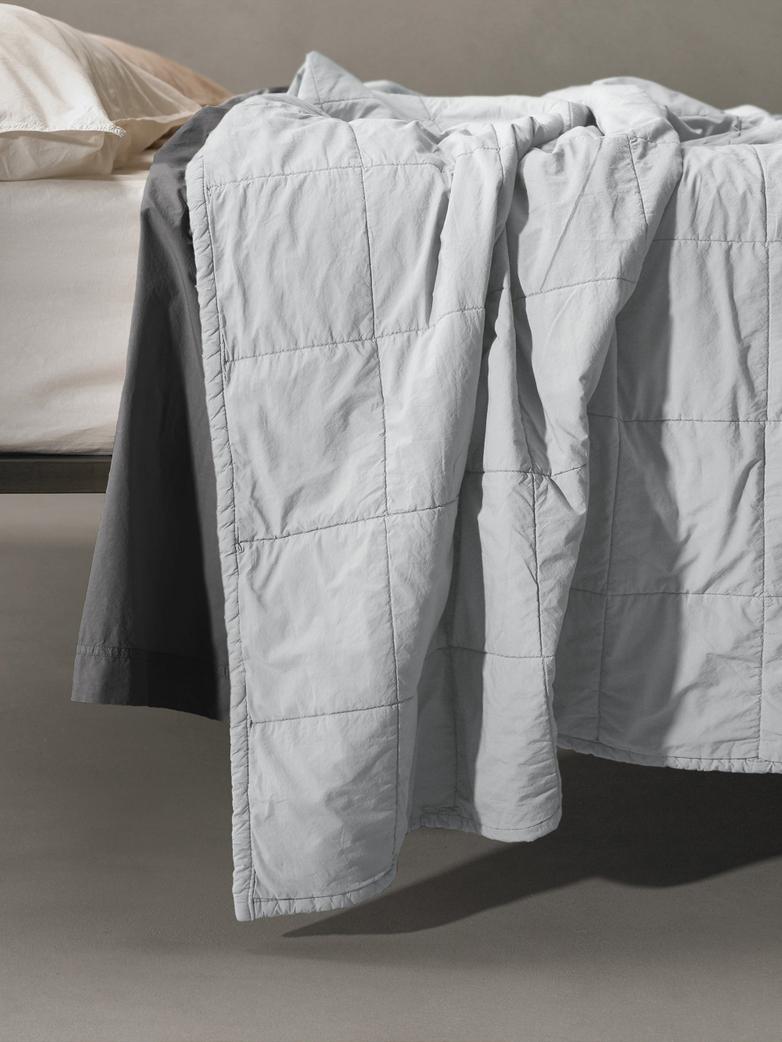 Nite Cotton Bedding - Ghiaccio