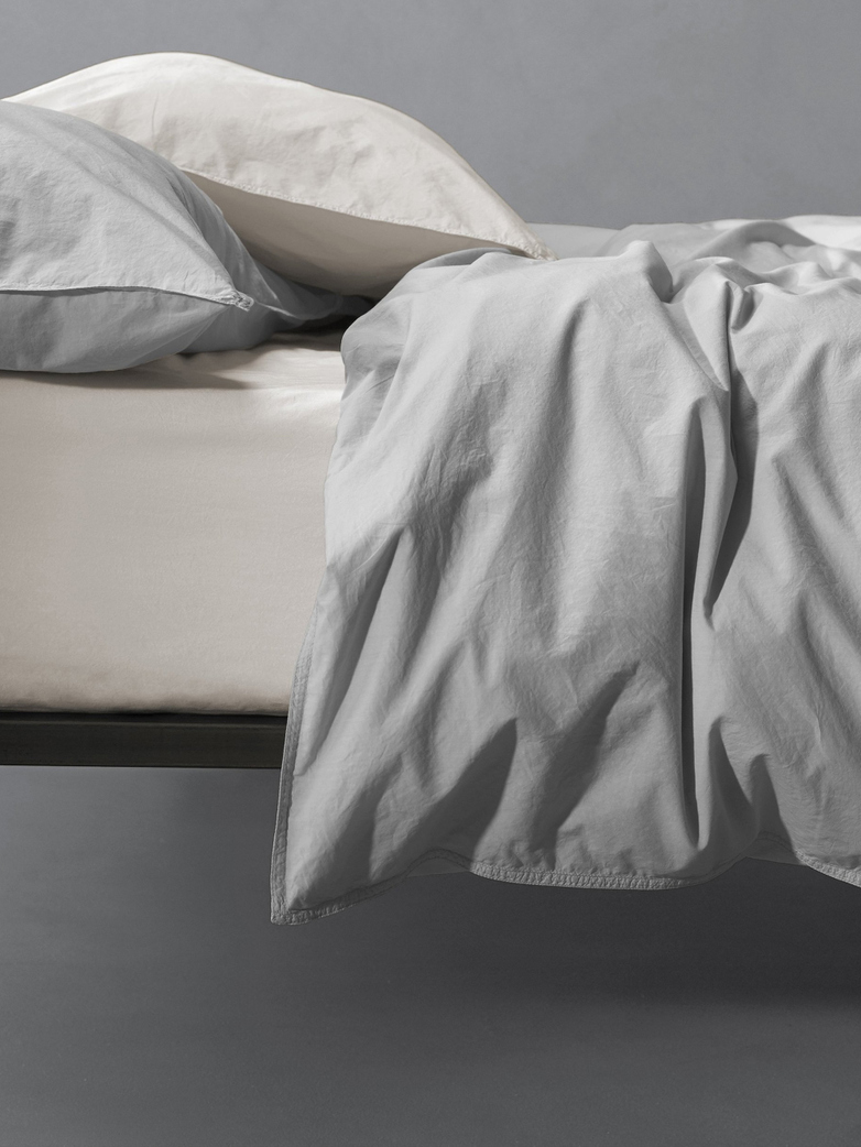 Nite Cotton Bedding - Ghiaccio
