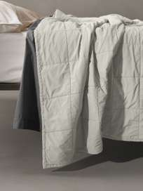 Nite Cotton Bedding - Mastice