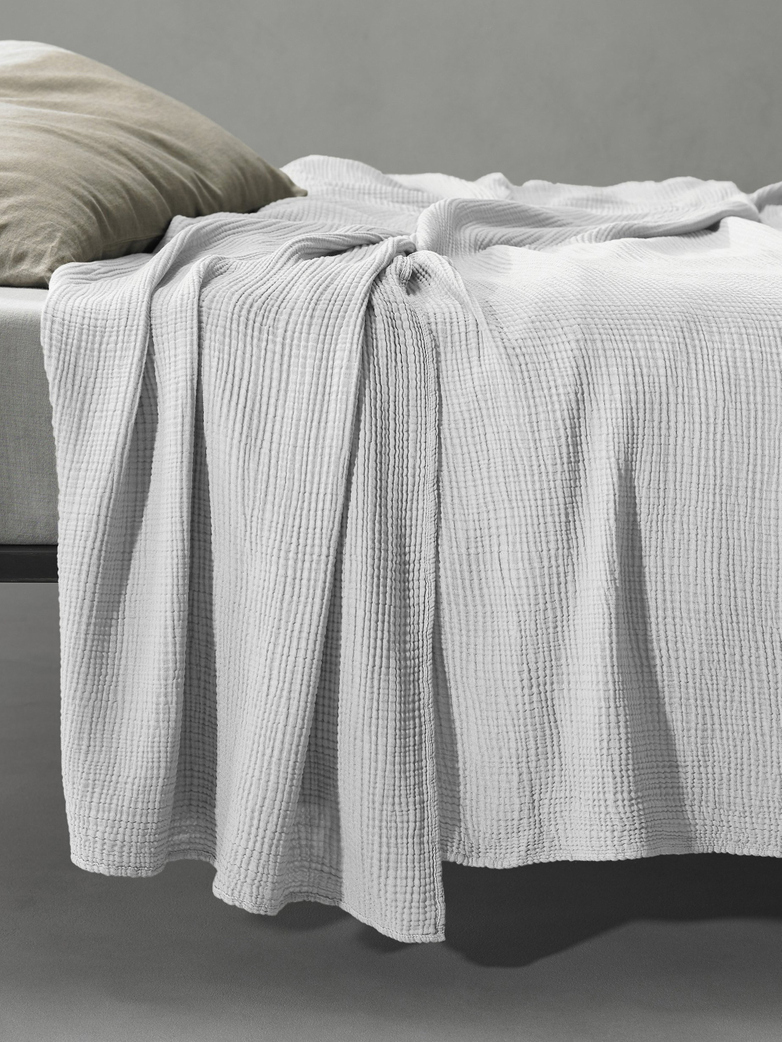 Free New Bed Cover 250x260 01 Bianco
