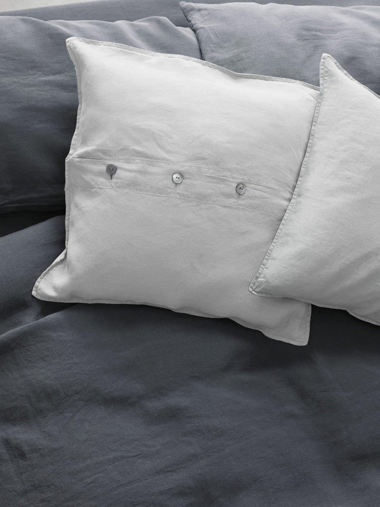 Rem Cushions 50x50 01 Bianco - Set of 2