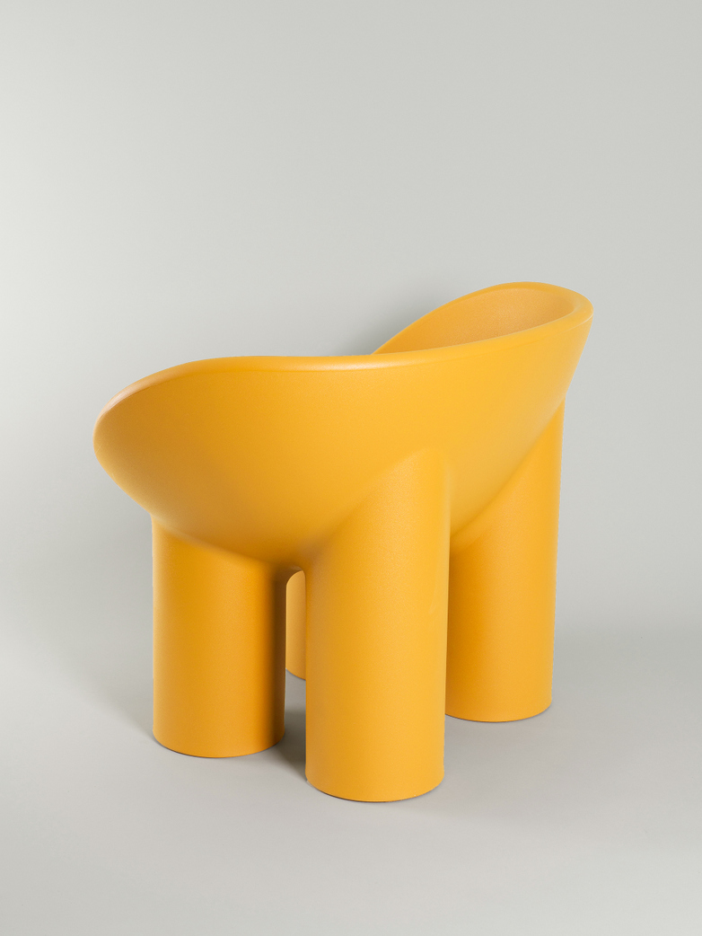 Roly Poly Armchair - Orche