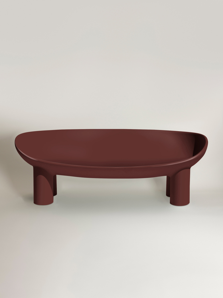 Roly Poly Sofa - Peat