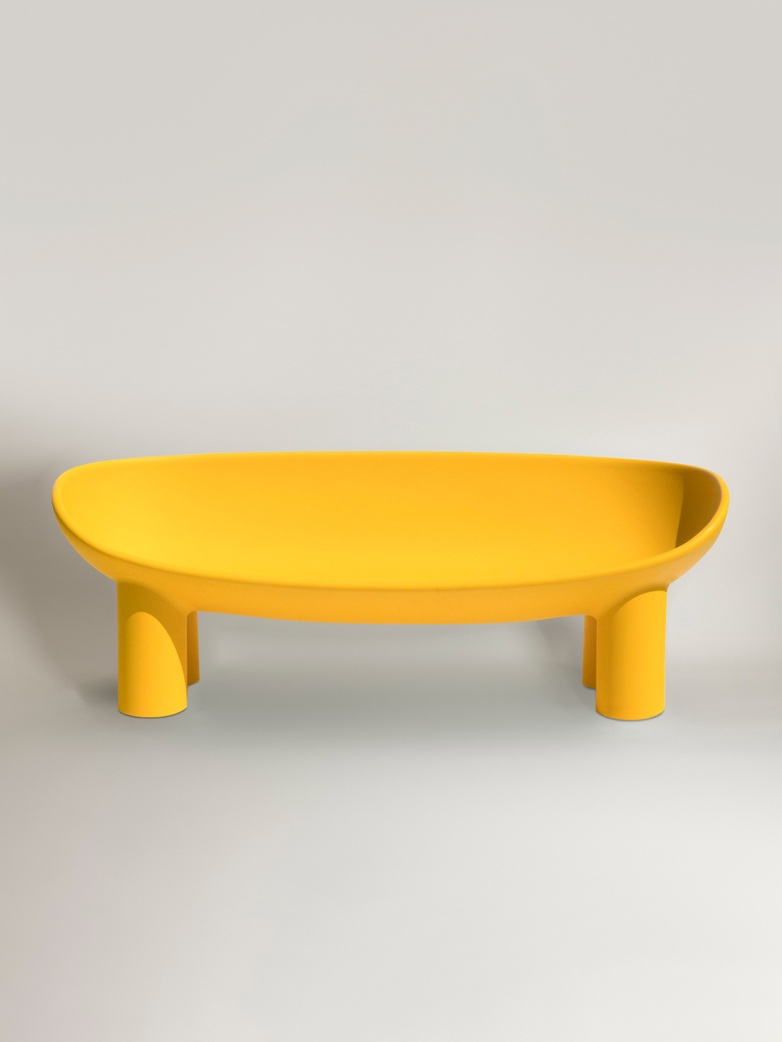 Roly Poly Sofa - Orche