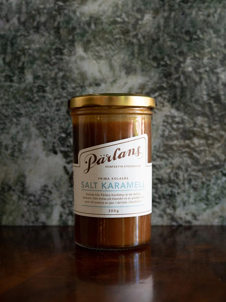 Caramel Sauce – Salt Caramel