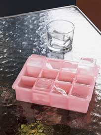 Ice Cube Tray Pink