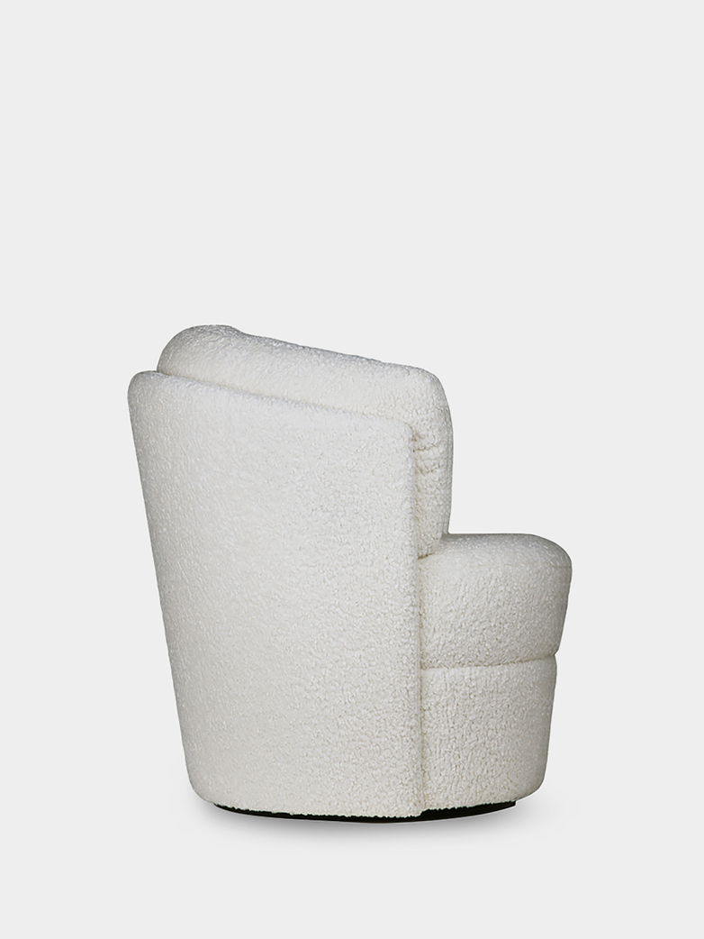 Twister fauteuil -  cream