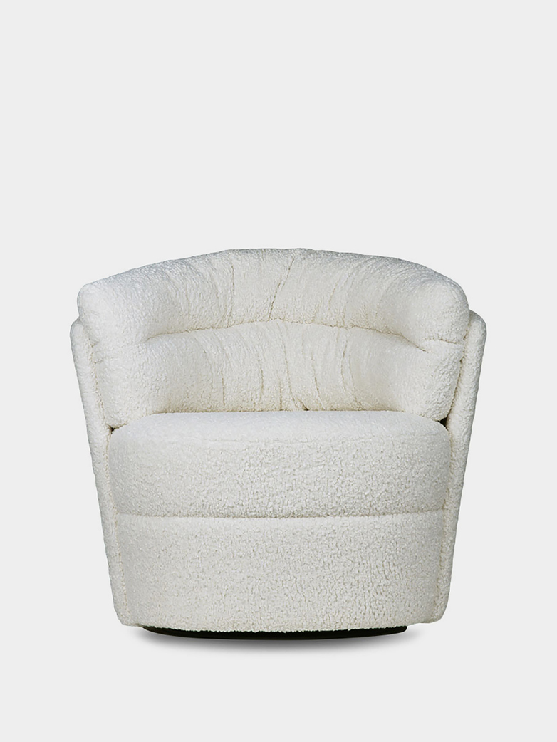Twister fauteuil -  cream
