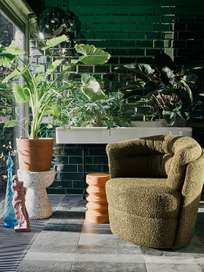 Twister fauteuil -  green