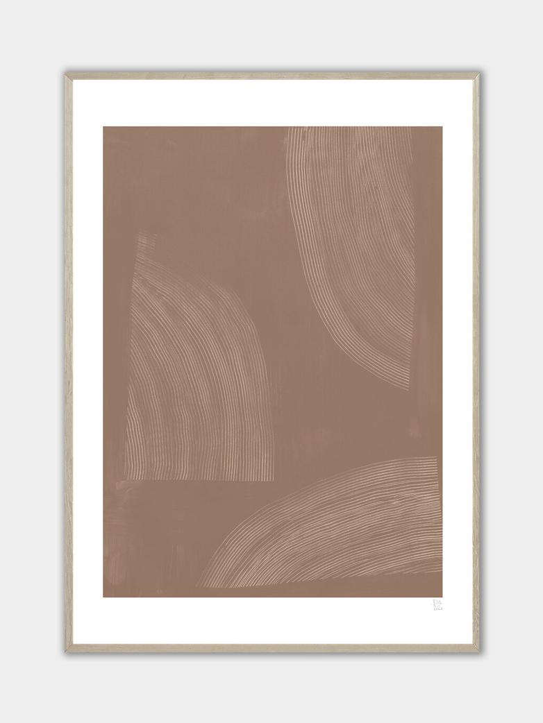 Lines 03 - 30 x 40 cm