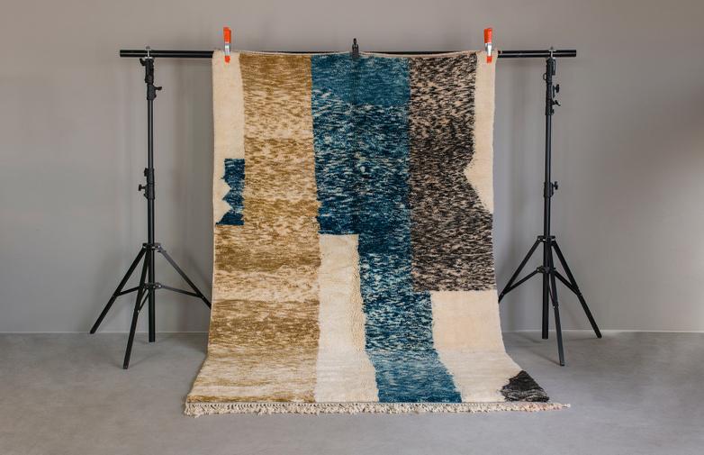 Berber Rug 315x200 cm