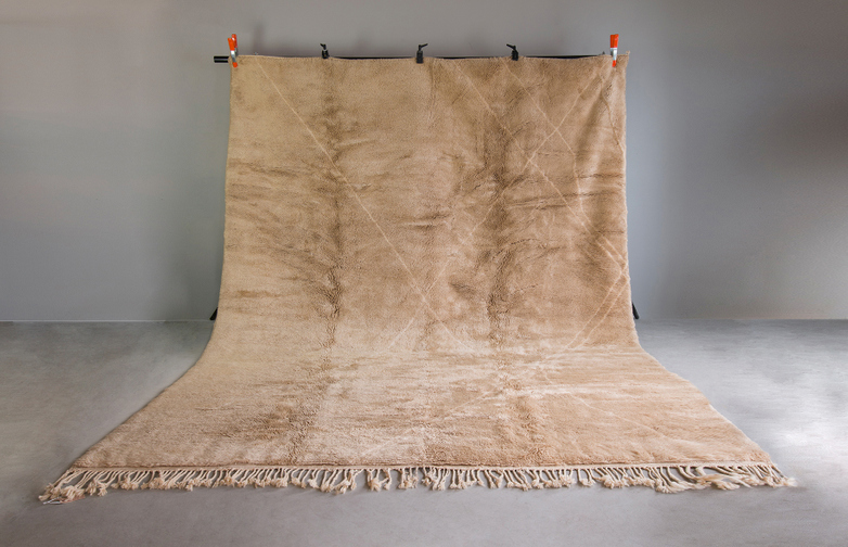 Berber Rug 412x312 cm