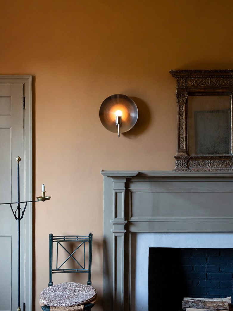 Helios Ada Wall Lamp - Bronze