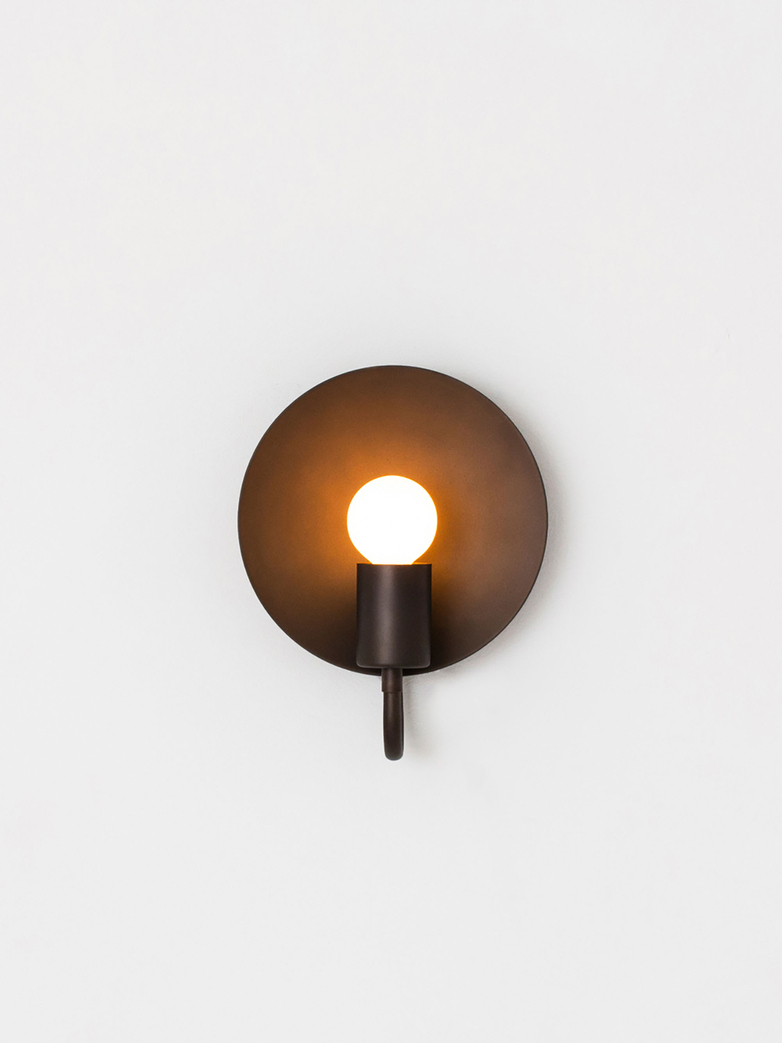 Orbit Ada Wall Lamp - Bronze