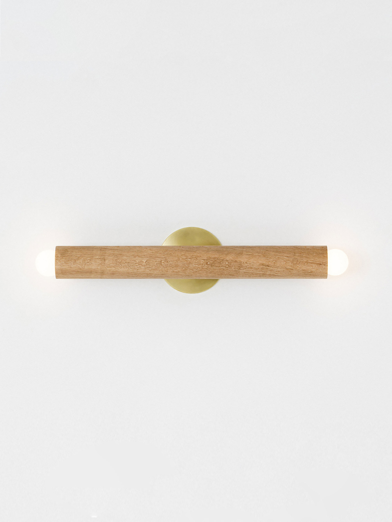 Lodge Linear Wall Lamp