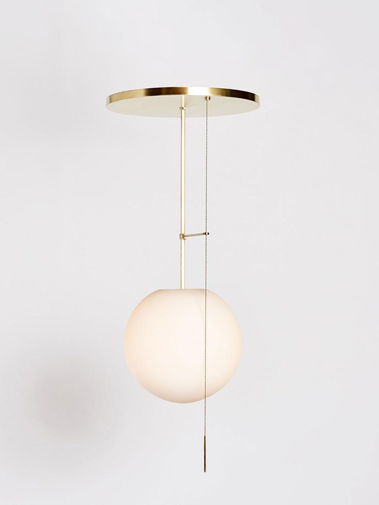Signal Globe - Brass