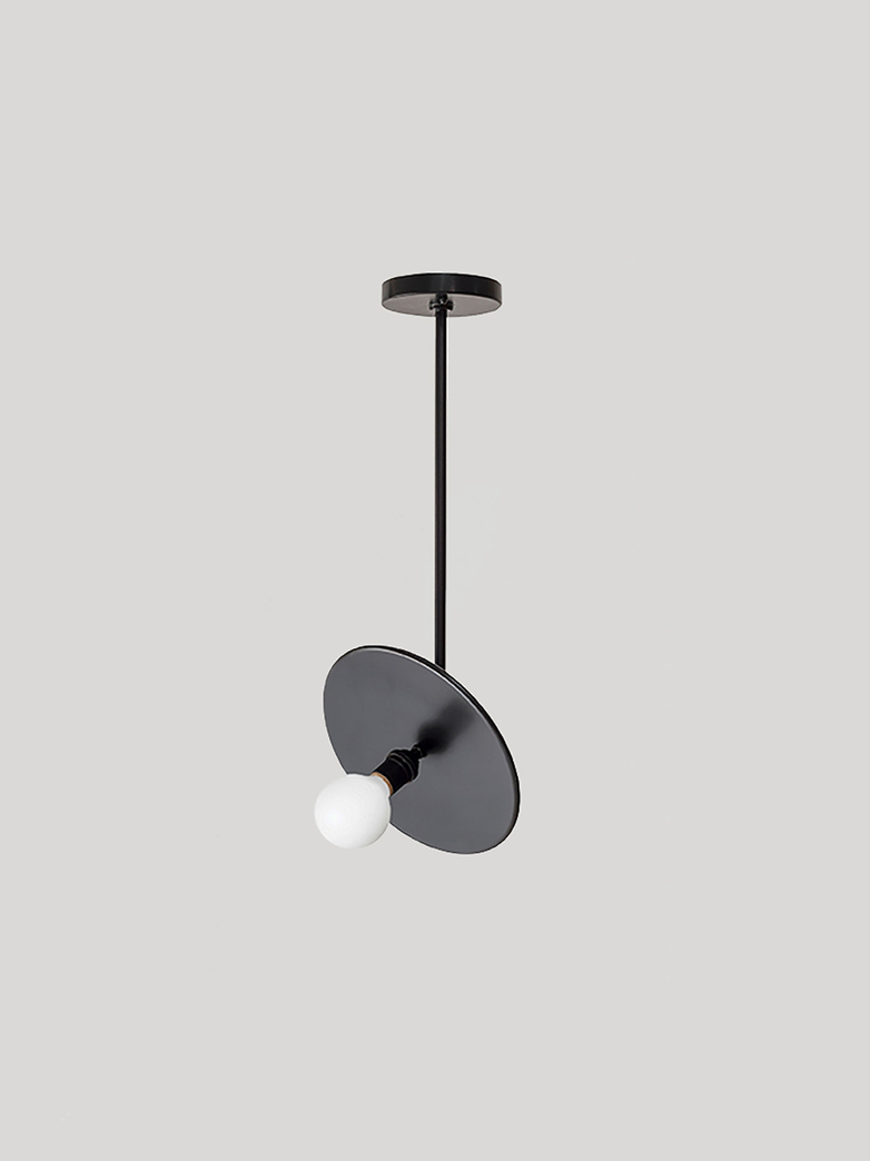 Industrial Pendant - Black