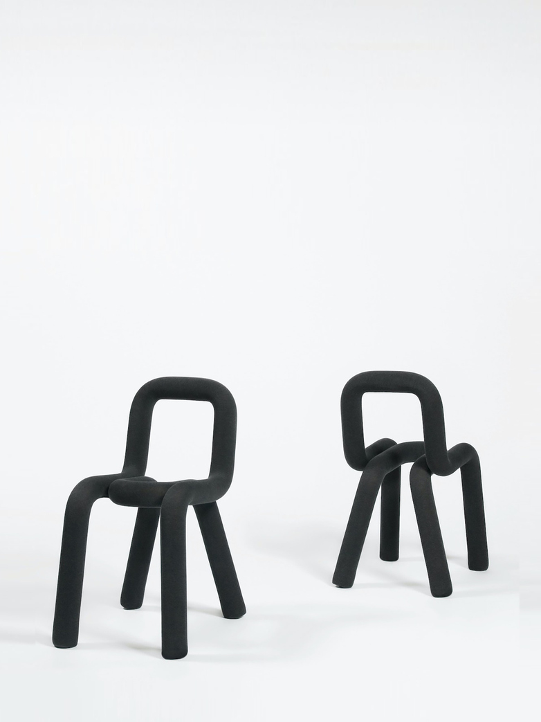 Bold Chair - Dark Grey