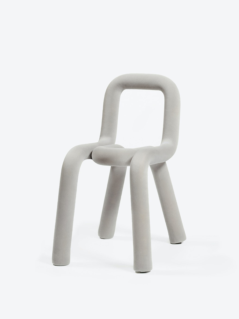 Bold Chair - Light Grey