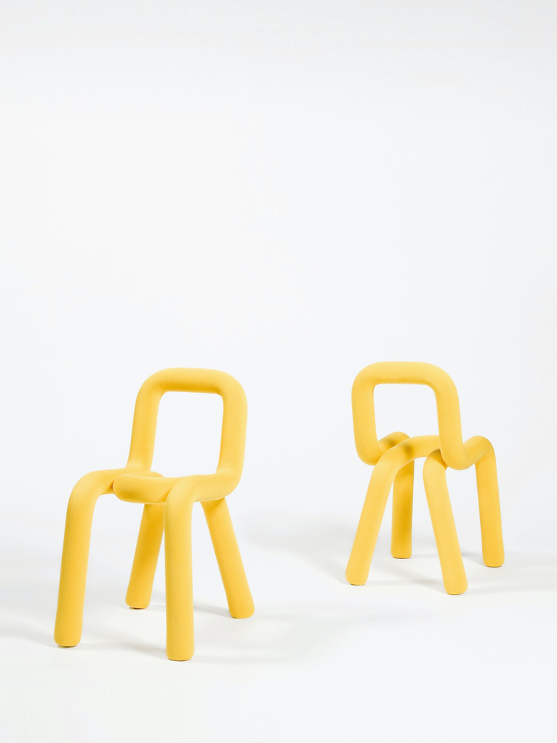 Bold Chair - Yellow