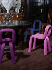 Bold Chair - Purple