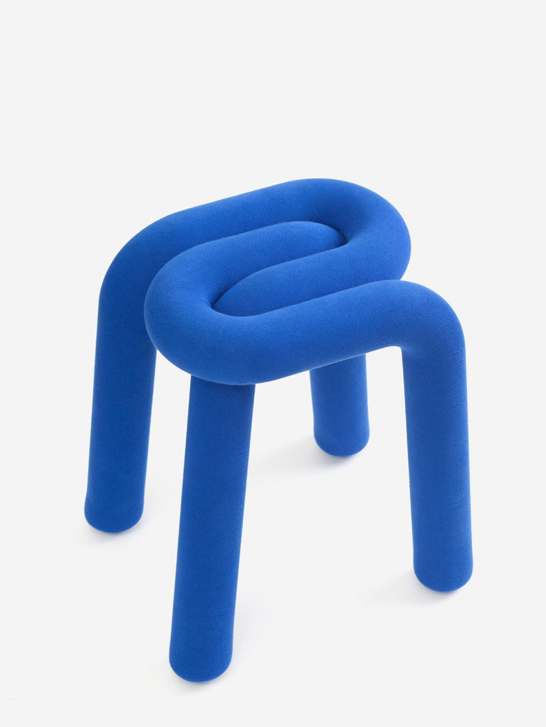 Bold Stool - Blue