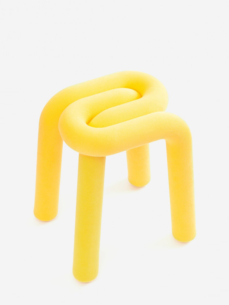 Bold Stool - Yellow