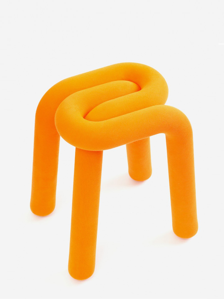 Bold Stool - Orange