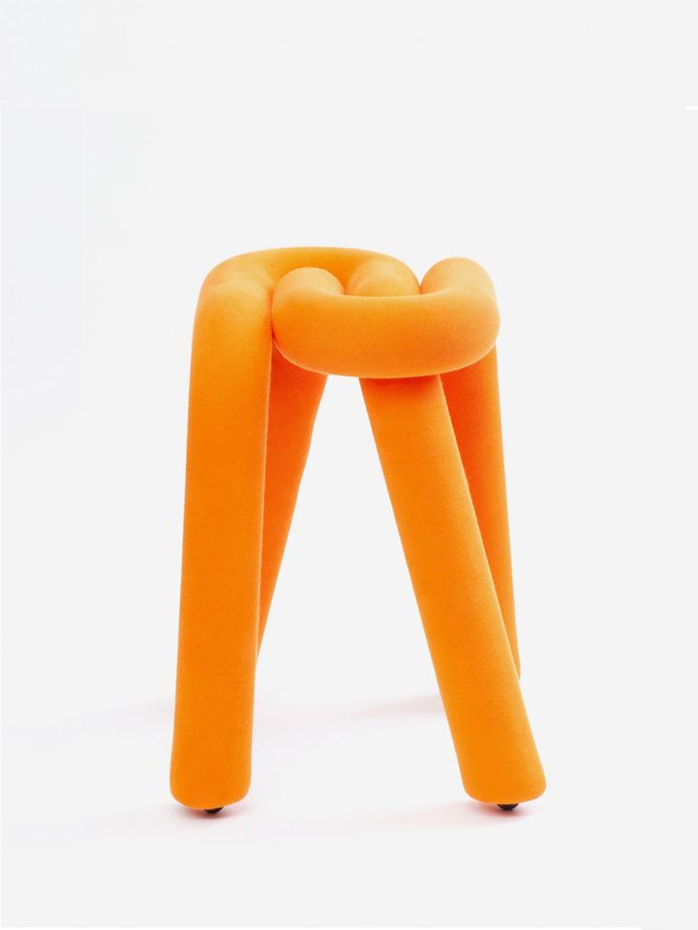 Bold Stool - Orange