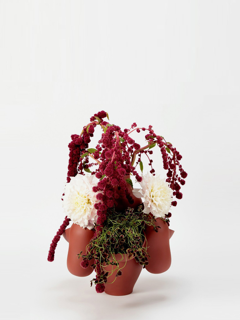 Allpa Vase Mini - Terracotta