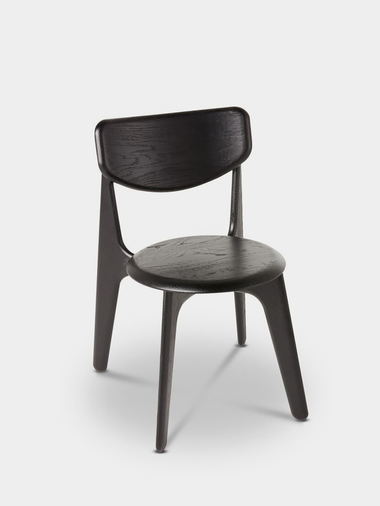 Slab Chair - Black