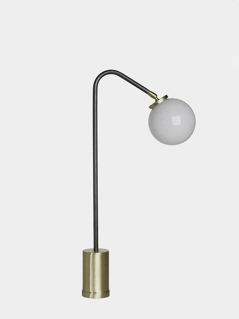 Array Opal Table Lamp