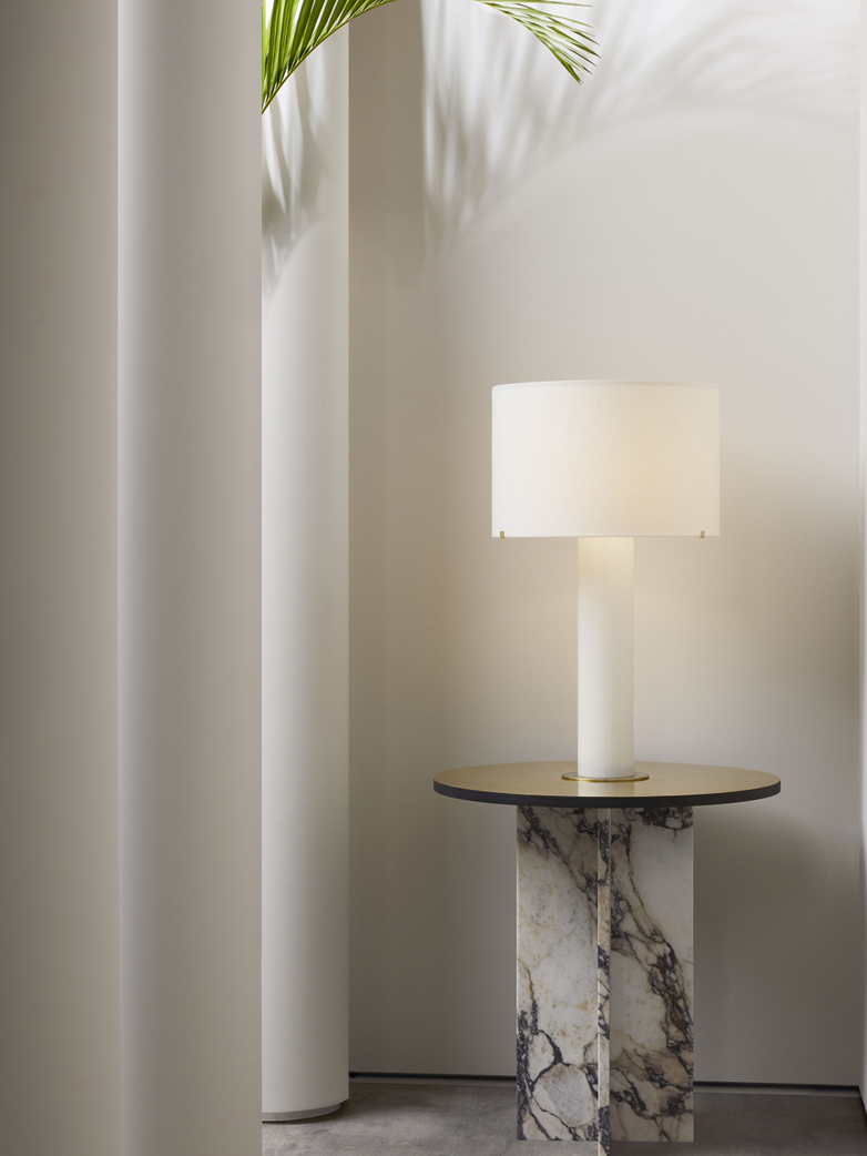 Imperial Linen Shade