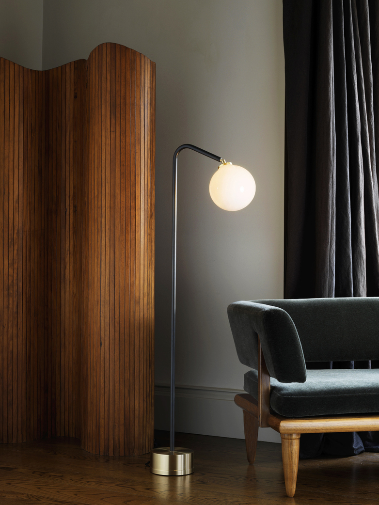 Oscar Floor Lamp - Bronze